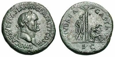 Vespasian Sestertius Fake ??? 1181818.m