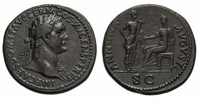 Sestercio alto Imperial. Pax 1830393.m