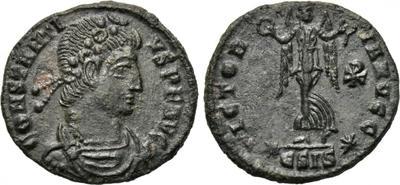 AE3 de Constancio II. VICTORIA AVGG. Siscia. 1611348.m