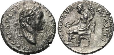 CONCORDIA AVGVSTI de Vespasiano 1704216.m