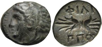 AE12 de Filipo II de Macedonia 1821836.m