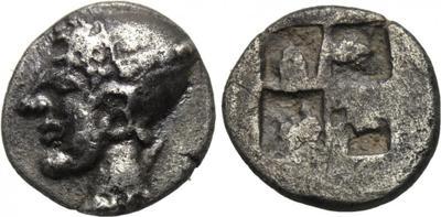Obolo de Phokaia 1822040.m