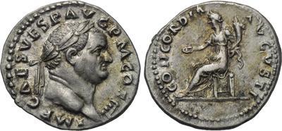 CONCORDIA AVGVSTI de Vespasiano 1840719.m