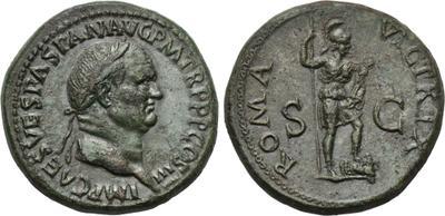 Vespasian Sestertius Fake ??? 1840720.m