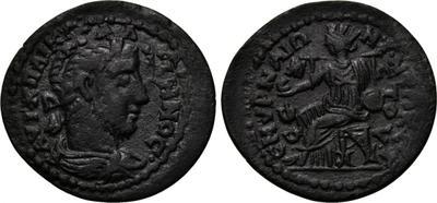 Bronce provincial (AE28) de Esmirna 1905646.m