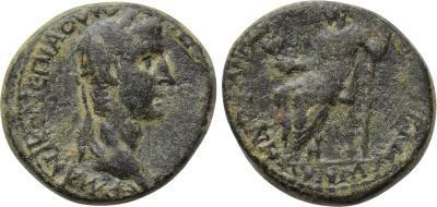 Bronce provincial (AE28) de Esmirna 2831998.m