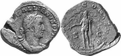 sesterce de Trebonien Galle ou Gallien ? 149217.m