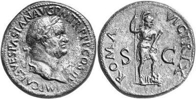 Vespasian Sestertius Fake ??? 257641.m