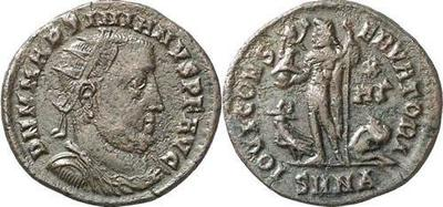 Antoniniano de Aureliano. CONCORDIA MILITVM. Siscia 283660.m