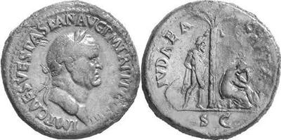 Vespasian Sestertius Fake ??? 284738.m