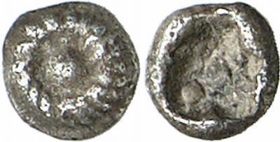 gauloise très petit bronze de Marseille 405163.m