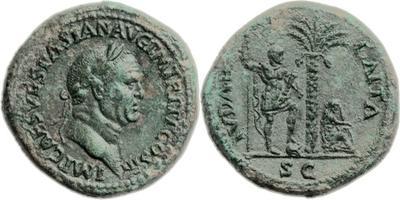 Vespasian Sestertius Fake ??? 1341430.m
