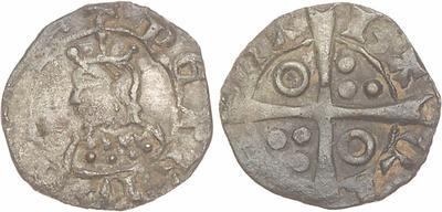Dinero de Pedro IV de Aragón 1469003.m