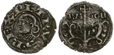Dinero de Pedro I de Aragón 2421116.m