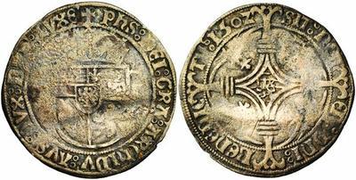 Patard (c.1502-1503) de Felipe el Hermoso. Condado de Namur 1625591.m