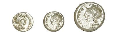 Denario incuso republicano 1571845.m