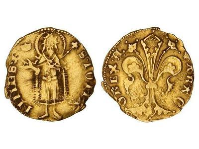 1/2 Florin Alfonso V de Aragón 1416-1458 Valencia. 763265.m