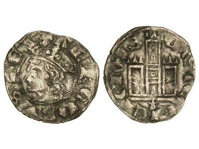 Cornado de Alfonso XI (1312-1350) de la Coruña 763305.m