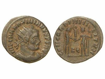 Identification monnaie Romaine (probablement) 1208679.m