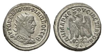 Tetradracma de Filipo I. Antioquía 1812062.m