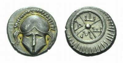AE15 de Mesembria, Tracia 2078908.m