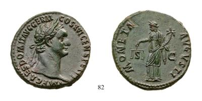 sesterce Lucius Verus as Domitien 1025402.m