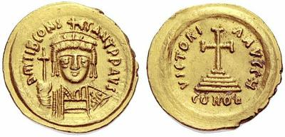 Sólido de Tiberio II 860488.m