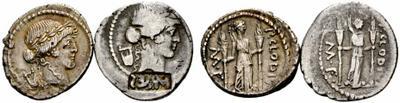 Les contremarques de Vespasien sur les deniers 1589696.m