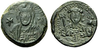 Follis de Miguel VII 1758025.m