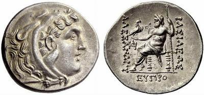 Tetradracma de Alejandro III de Macedonia 673627.m