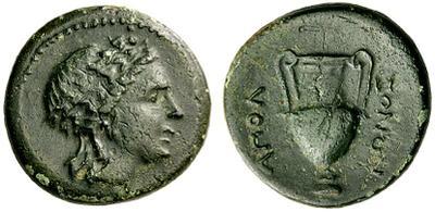 Ayuda a identificar moneda de bronce. 910636.m