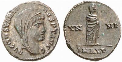 AE4 póstumo de Constantino I. VN - MR 301976.m