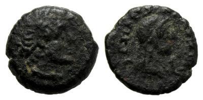 AE20 ptolemaico. Cyrene 1225087.m
