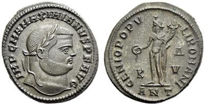 follis Maximien Hercule Antioche 1265295.m