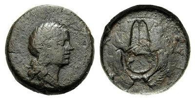 AE20 de Siracusa (Sicilia) 1296730.m