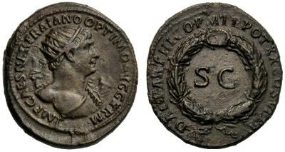 as de Antioche pour Trajan 2187103.m