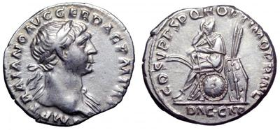 COS V P P SPQR OPTIMO PRINC / DAC . CAP de Trajano 1537920.m