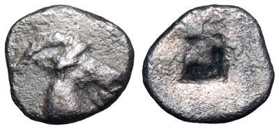 Óbolo de Abdera, Tracia. 1595146.m