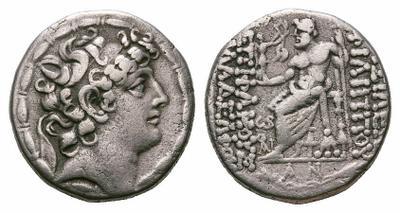 Tetradracma seleucida de Filipo I. 1738597.m