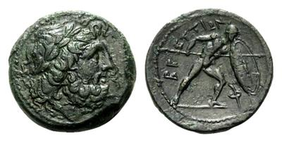 Pentonkion de los Mamertinos (Messana). 220-200 A.C. 1860020.m