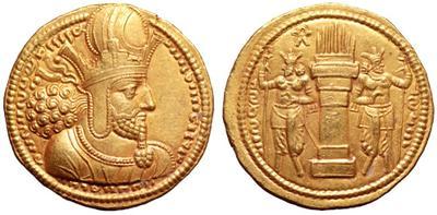 - Denominación, cecas y años en las monedas sasanidas 2139363.m