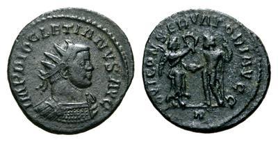 Antoniniano de Aureliano. RESTITVTOR ORBIS. Cycico  2248053.m