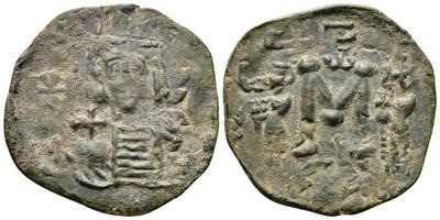 40 nummi de Justiniano II 2434447.m