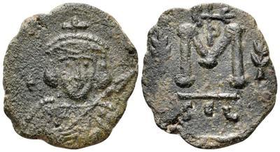 40 nummi de Justiniano II 2434459.m