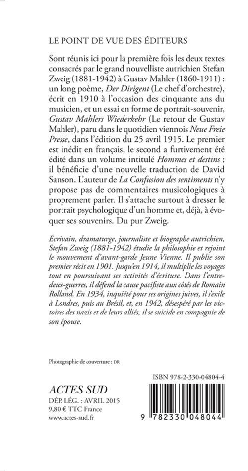 LIBROS EN GENERAL, DE MAHLER EN PARTICULAR... - Página 7 9782330048044_4decouv