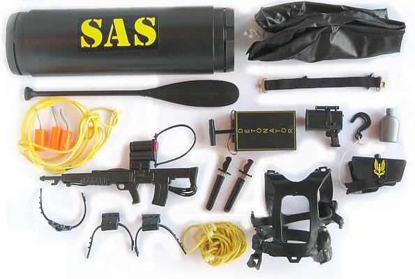 SAS sticker SASkit