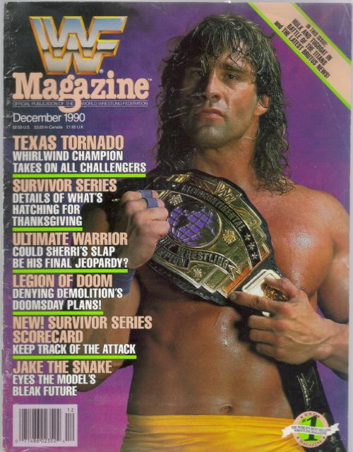 World Wrestling Federation (Aquellos Maravillosos 80's) JWF-1290