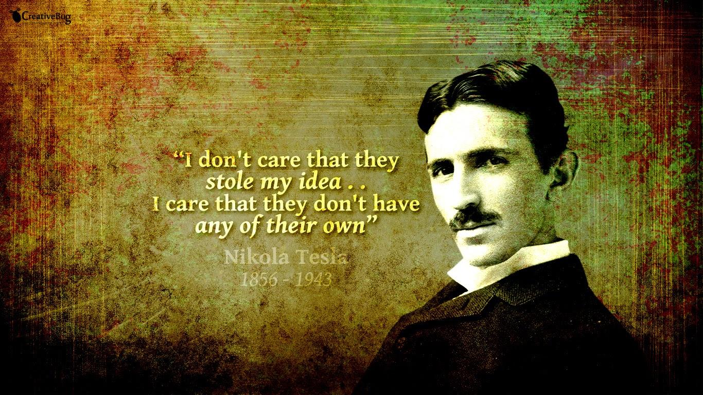 WHEN WOMAN IS BOSS - An Interview with Nikola Tesla 1926 Nikola-Tesla