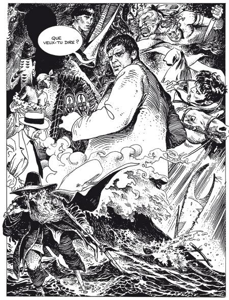 La bande-dessinée française - Page 2 018-GIUSEPPE-BERGMAN-T01