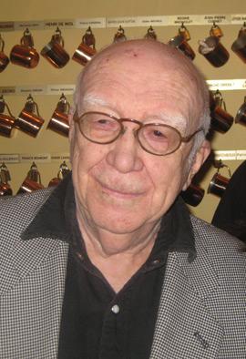 Henri Vernes, un des derniers monstres sacrés de la BD Vernes_Cannes